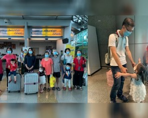 Grandparents in Malaysia help grandkids reunite with parents in Singapore