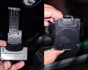 Breaking house arrest? Grab driver finds cut electronic ankle tag in car