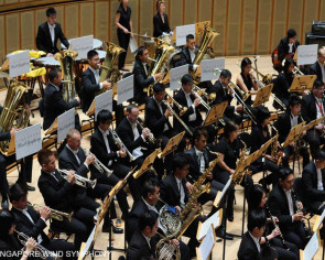 Top brass shines with Singapore Wind Symphony