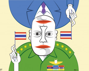 The two faces of Thai authoritarianism