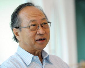 Tan Cheng Bock disappointed over forum's cancellation