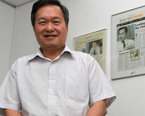 'I campaigned on the people's voice, but that's not welcome': Tan Kin Lian