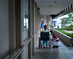 1st govt-run nursing home here opens