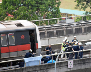 Fatal track accident: 2 sacked SMRT workers to submit appeals