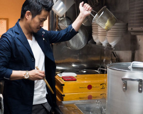 Tokyo's Michelin-starred ramen eatery to open in Singapore