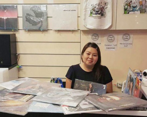 Vinyls aren't dead - this S'porean invested $40k in her retail shop to prove it's a sound purchase