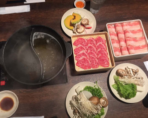 Best thing I ate this week: Wagyu beef shabu-shabu buffet