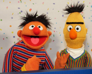 Bert and Ernie a 'loving couple' claims writer, 'Sesame Street' disagrees