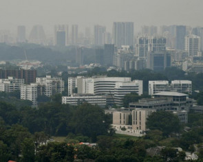 Slight haze on Monday as PSI inches towards unhealthy range with more hot spots in Sumatra