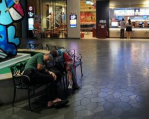 MSF and RWS reaching out to elderly couple after they're spotted sleeping on public benches for 2 years