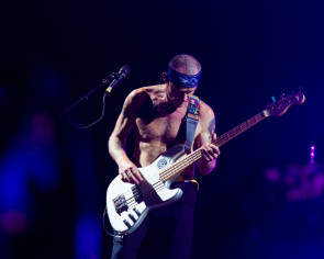 36 years and spicy as ever, Red Hot Chili Peppers turn the heat up at F1 finale