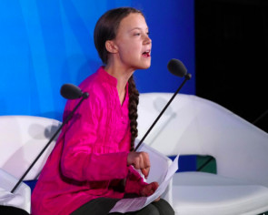 'You have stolen my dreams': Teen activist Greta Thunberg angrily tells UN climate summit