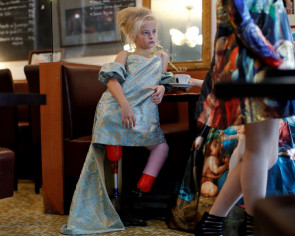 9-year-old double amputee to model at Paris Fashion Week