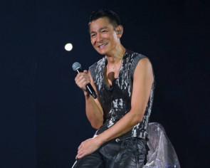 'I didn't think you'd be so wild': Andy Lau tells Singapore fans at sold-out concert