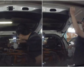 NEA to take action against man who threw soiled diaper onto car at Tampines Mall