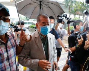 Hong Kong court says media tycoon Jimmy Lai not guilty of criminal intimidation in 2017 case
