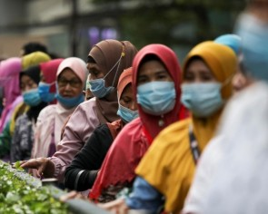 Malaysia reports sharpest spike in new coronavirus cases in 3 months