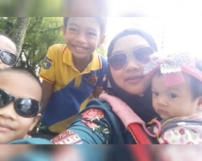 Mum of five dies after fall in toilet, over $92,000 raised for children's education