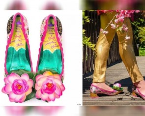 Social media users call Mulan-inspired design 'shoes for the afterlife'