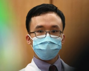Unfazed by dirty work, Hong Kong university infectious disease doctor leads frontline fight against Covid-19