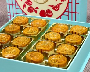 Mooncake bakers in China break the mould this year