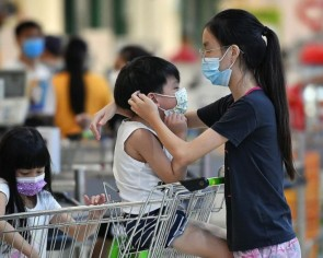 Children under 6 no longer required to wear face masks: MOH