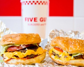 Five Guys to open 2nd Singapore outlet at Nex next year