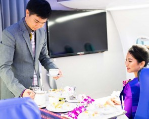 Now you can pay $126 to experience what it's like to be a Thai Airways flight attendant