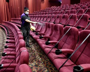 Up to 150 patrons allowed in cinema halls from Oct 1
