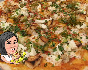 UK chain does chilli crab pizza right