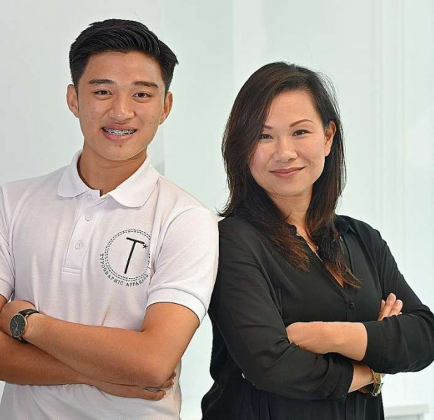 He's just 19 - but he owns two budding businesses