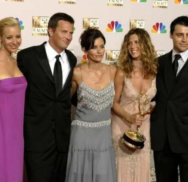 Cast of Friends reportedly recorded a 90-minute special