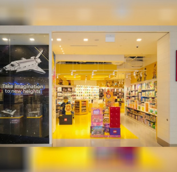 Largest Lego certified store in Singapore opens its doors on April 9 at Suntec