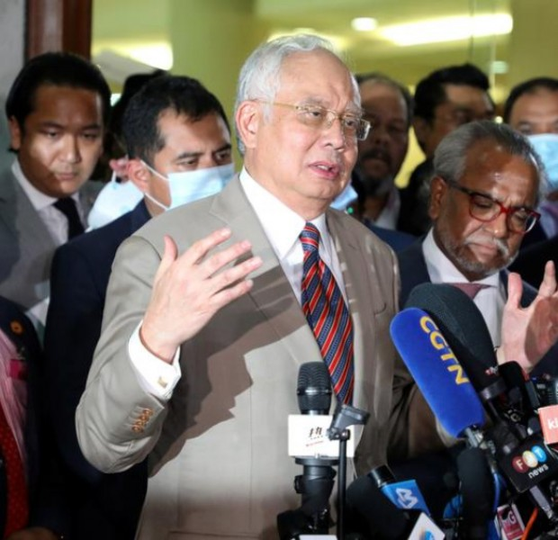 Malaysia's ex-PM Najib starts appeal against 1MDB-linked conviction, jail sentence