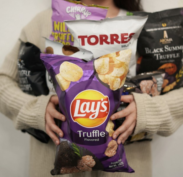 I tried all the truffle-flavoured chips in the supermarket — here's how the new Lay's one stacks up