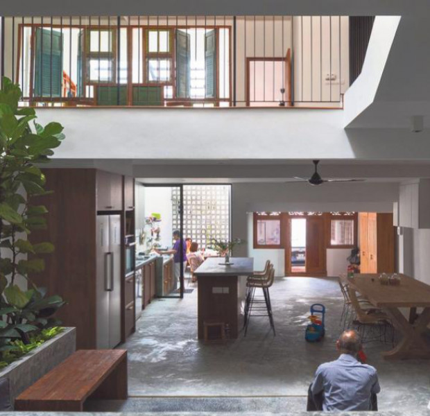 House tour: Communal space and recycled materials create cost vibe in this Upper Serangoon terrace