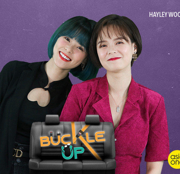 Buckle Up: Jayley Woo gets through 'lowest point' in life thanks to twin sister Hayley