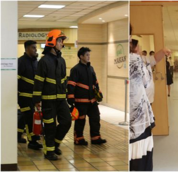 Fire breaks out at Singapore General Hospital after scanner overheats; 70 people evacuated