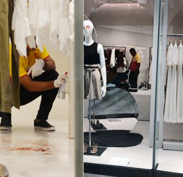 Toddler dies after mirror falls on her in fashion store at Jewel Changi Airport