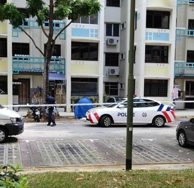 Man found dead at foot of Toa Payoh block, wife dies of heart attack