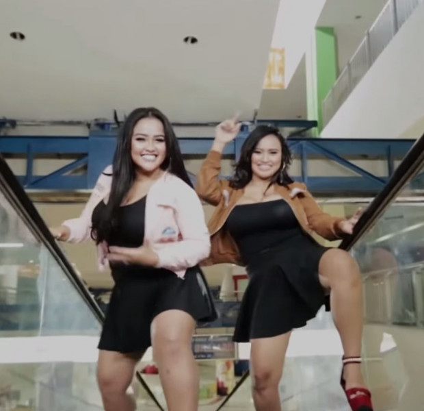 Indonesia's 'Watermelons Duo' singers rapped for suggestive video
