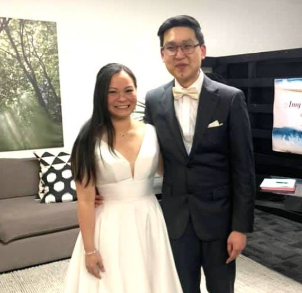 Married in 5 hours: Singaporean couple weds just before Melbourne lockdown