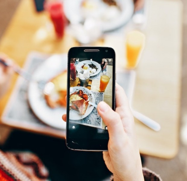 How to take a like-worthy food photo for Instagram