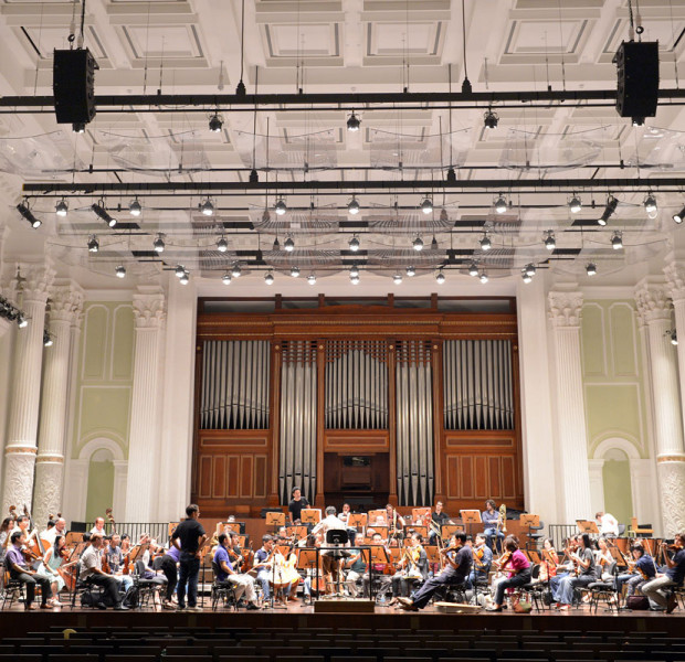 Home for Christmas with the SSO at Victoria Concert Hall