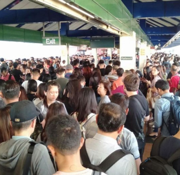 Signalling fault hits North-South Line during Monday morning rush