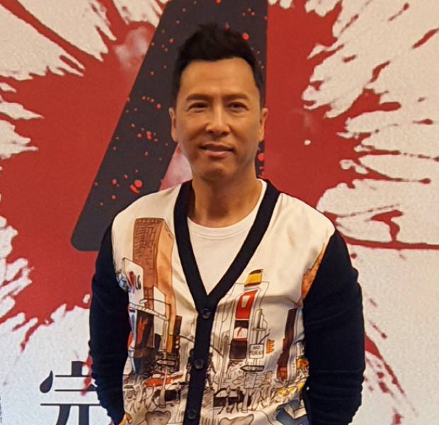 Was Donnie Yen house-hunting in Singapore? Here's what he says