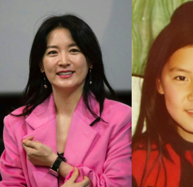 Korean actress Lee Young-ae shows off unchanging beauty in childhood photo