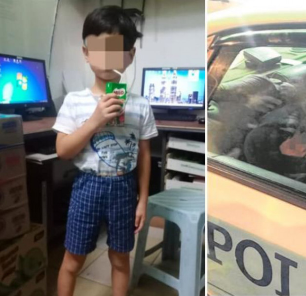 Singapore couple forget 5-year-old son, leave him behind at Malaysia rest stop
