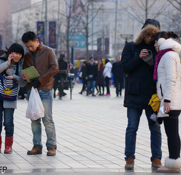 China's smartphone market gets busy signal