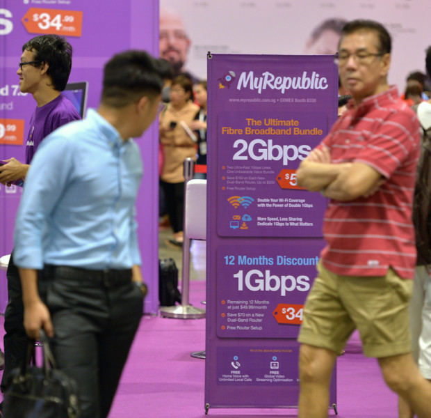 MyRepublic is raising US$178m to fund its bid to be Singapore's 4th telco
